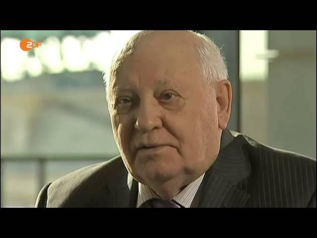 русские субтитры Горбачёву никто не обещал не расширять НАТО