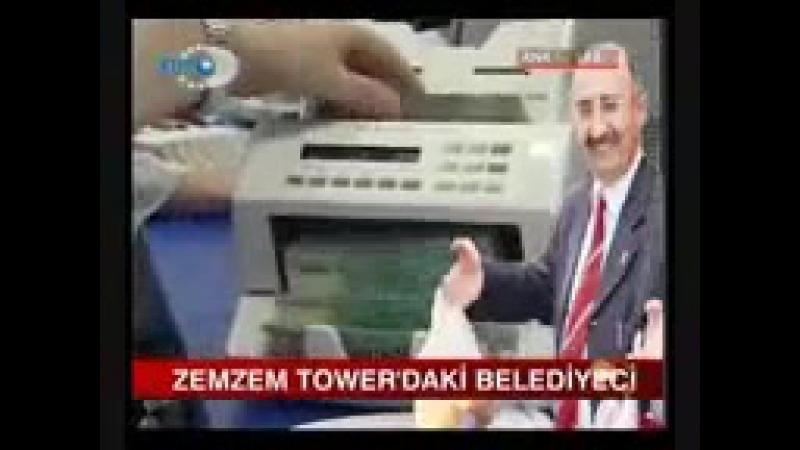 AKPli Müdür Vurgun Parasıyla ZemZem Towersta Daire Aldı