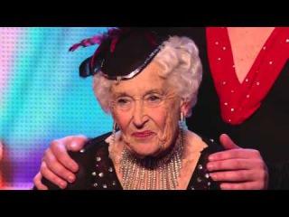 Spectacular Salsa   Paddy & Nico   Electric Ballroom   Britain's Got Talent 2014