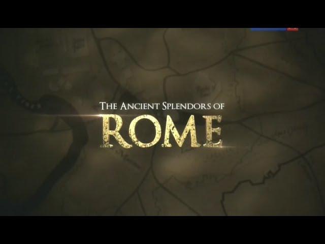 Помпеи руины империи Блеск и слава Древнего Рима 2 серия