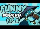 Dota 2 Funny Moments Ep 4