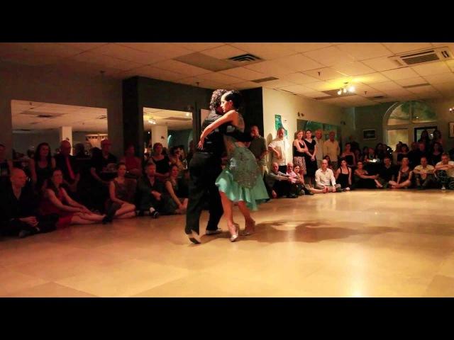 Pablo Inza et Mariana Dragone De puro guapo tango 3de3