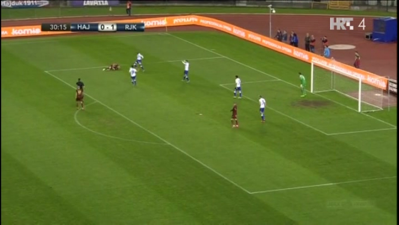 Hajduk - Rijeka 0-3, Oko sokolovo i analiza E. Scorie, 01.11.2015. HD