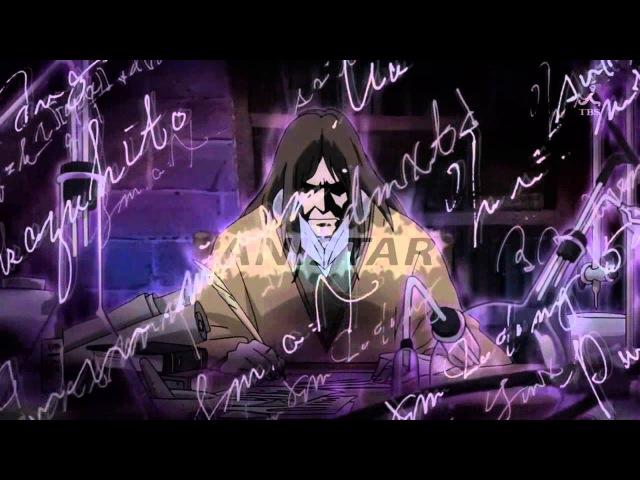 Fullmetal Alchemist Brotherhood OP 4 Стальной алхимик опенинг 4 Jackie O Full Version