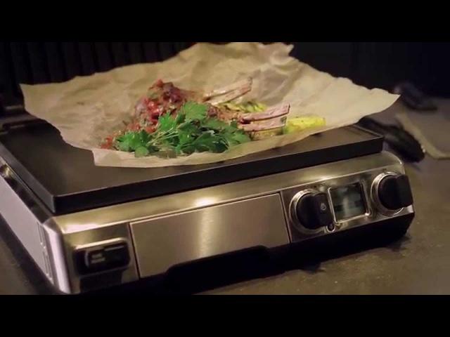 Рецепт каре ягненка на гриле BORK G801 от шеф-повара ресторанов Ginza Project