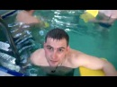 Учасник АТО Олексій відновлює своє здоров'я у басейні КаліпсО