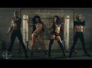 Michelle Jersey Maniscalco Aviance Milan Dashaun Wesley Sonya Dance WHO RUN THE WORLD