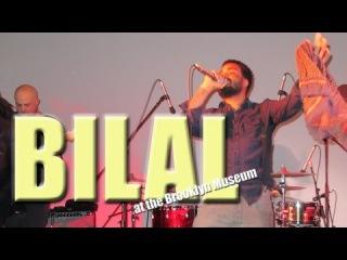 Bilal @ the Brooklyn Museum