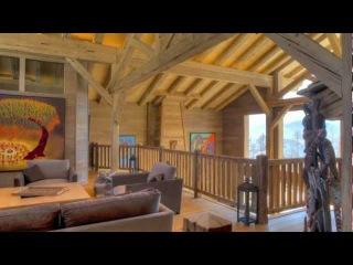 Superbe Grand Chalet de Luxe à Louer - La Ferme de la Delege - Crans-Montana Valais Suisse