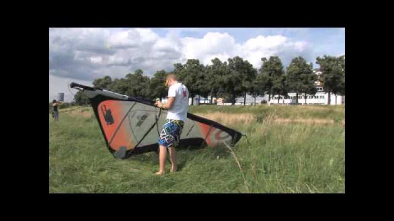 Windskating