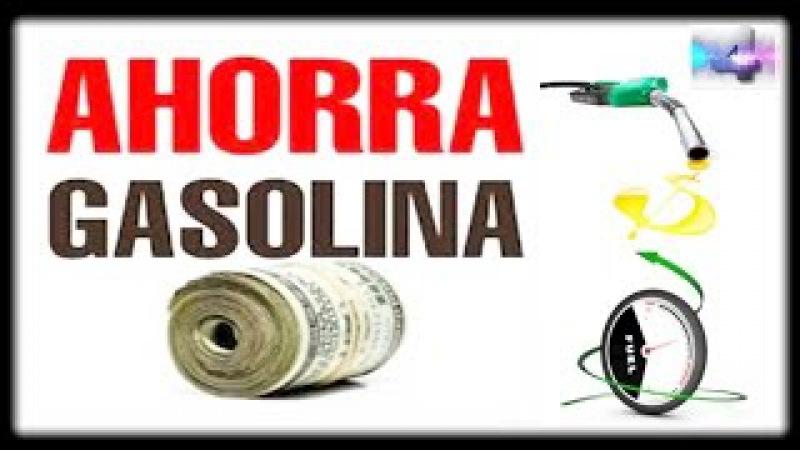 Ahorra Gasolina automovil combustible gasto Personal economia Misterios Enigmas conoce Españ