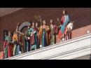Иисус Христос и 12 апостолов Движущиеся фигуры в Йошкар Оле
