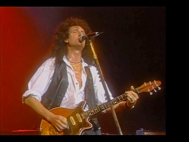 The Brian May Band - Since Youve Been Gone (Live At The Brixton Academy)