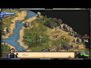 AoE II HD Best of Steam Workshop - Rise of the Black Serpent Ambush in Ithilien