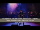 Anathema Flying Live in Plovdiv Bulgaria 2012 With lyrics