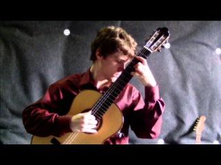 Marcin Kuzniar, Passacaglia from Nocturnal Op. 70 by B. Britten (for London IGC 2013)