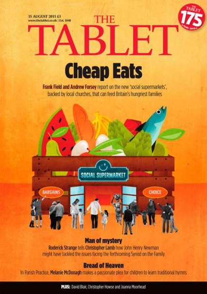 The Tablet Magazine - 15 August 2015