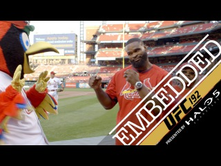 UFC® 192: Видеоблог - Эпизод 1