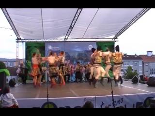 Moldavian folk dance- stramoseasca