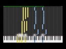 The Cat Empire - The Lost Song (OST Кухня)   Piano Tutorial