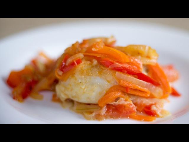 Классический Рецепт Рыбака 🦈 Как приготовить Рыбу под Маринадом ○ IrinaCooking