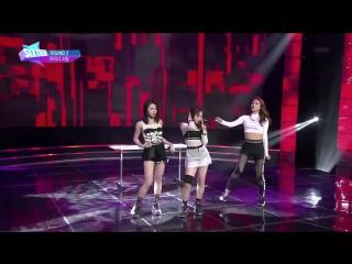 Sixteen  Ep. 5 - Minor A (Momo, Chaeyoung, Jiwon) VK