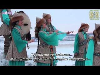 Bolgarım-Kazanım (Tatarca Yır, Tatarca şarkı altyazılı)