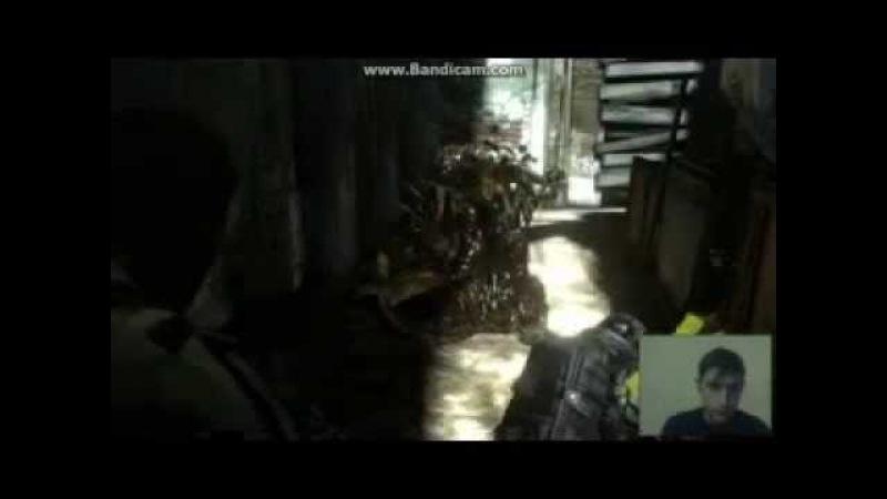 Resident Evil 6 Azeri versiyon Alim huseyinov