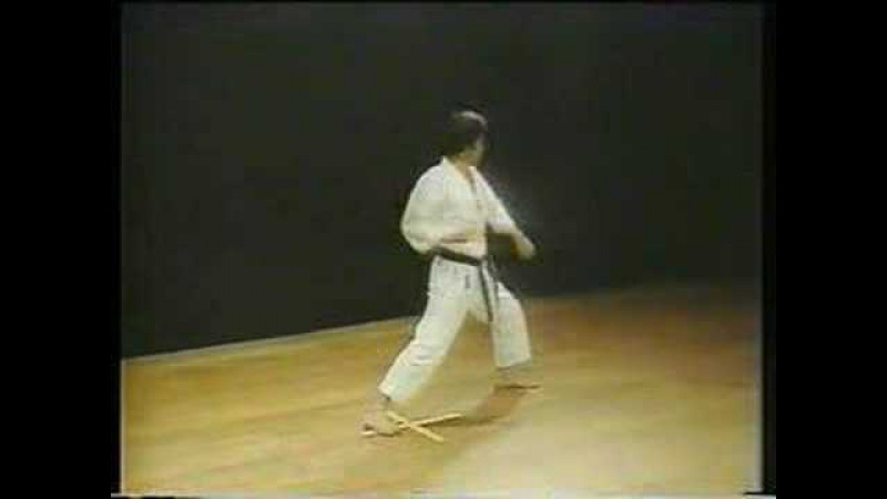 Heian Shodan Shotokan Karate
