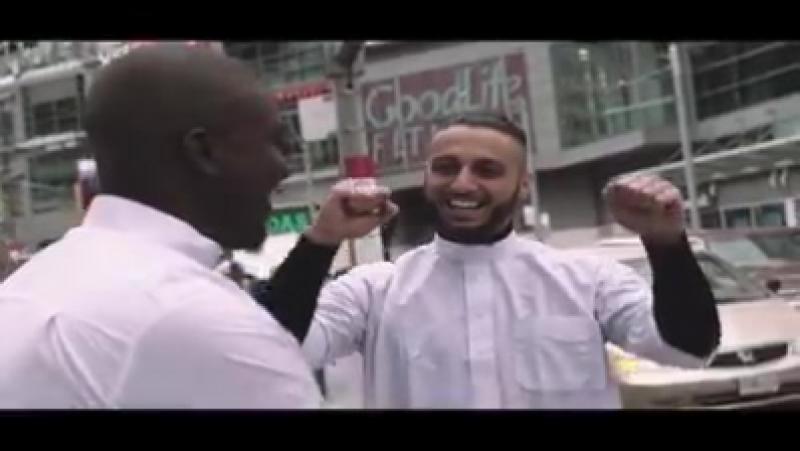 Kkarter Zaher ft Jae Deen I'm Muslim man