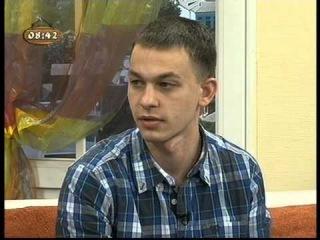 Ранкова кава Олександр Лесів та Сергій Дишловий