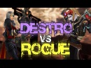 Warlock vs Rogue WoD Duels Cobrak Sensus