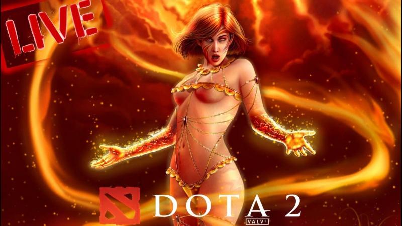Stream M1Game Dota 2 Gameplay MMR 1K или самый не удачный стрим