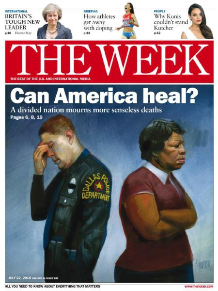 The Week USA - 22 July 2016