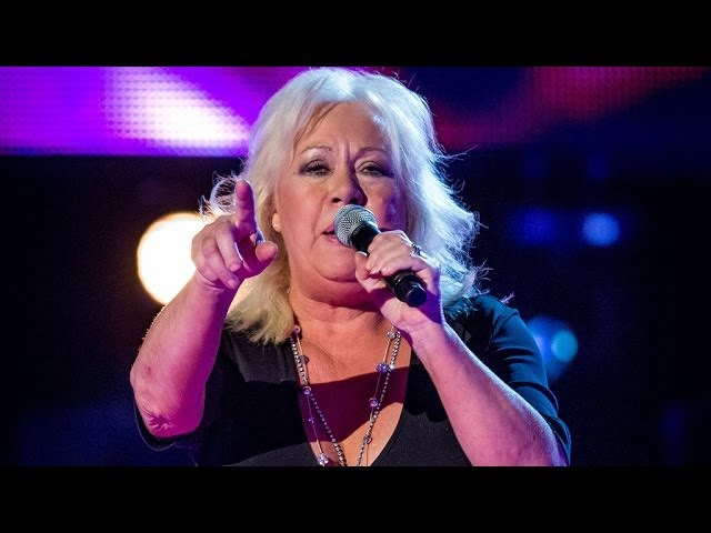 Teresa Vasilou performs 'I Found Someone' The Voice UK 2014 Blind Auditions 7 BBC One