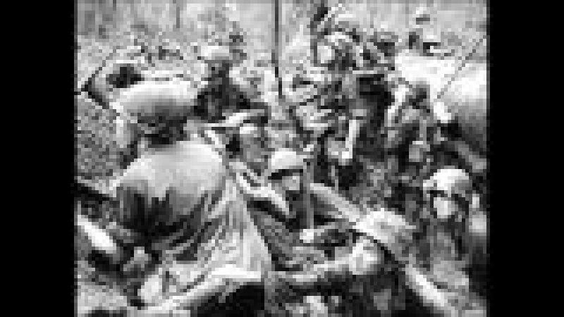 Война во Вьетнаме Кадры американских солдат во Вьетнаме