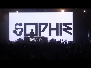 SOPHIE Live  Reading Festival 2016