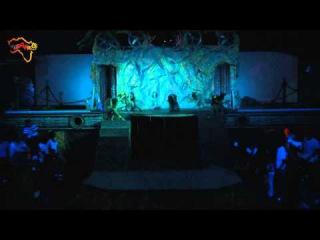 Царство Русалок. Шоу-группа Кизомба Нашествия под руководством Марии Павленко