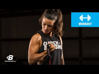 30 Minute at Home Strength Workout | Clutch Life: Ashley Conrad's 24/7 Fitness Trainer Day | 3