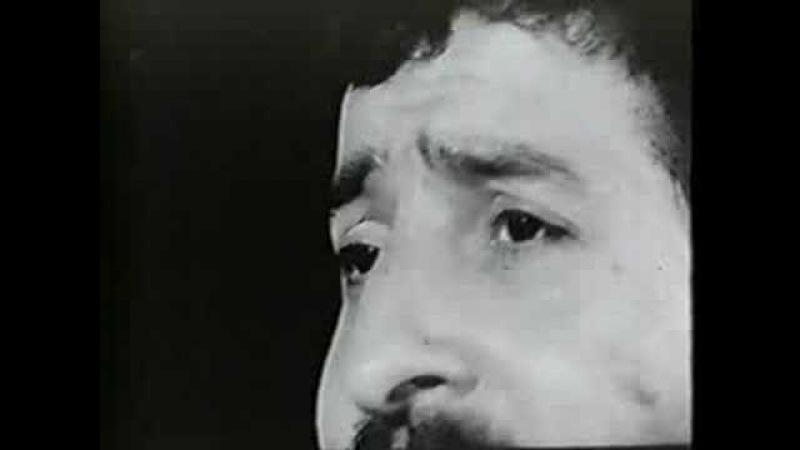 Victor Jara - Una palabra solamente