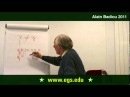 Alain Badiou The Ontology of Multiplicity Omega As Event 2011