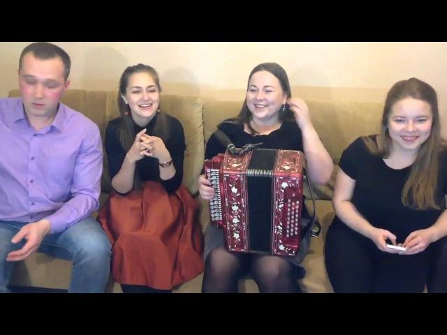 Прямая трансляция Трио «ПТАШИЦА» и Иван Разумов 10.03.17