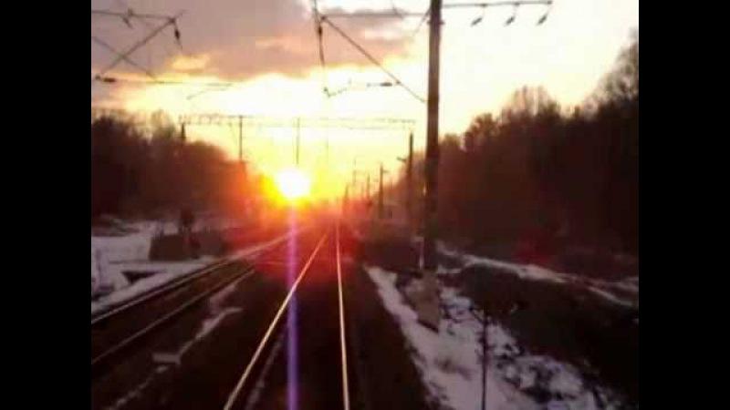 Сон об уходящем поезде mpg