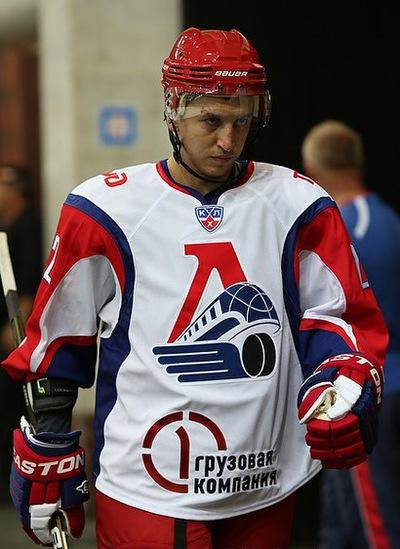 Антон бут хоккеист с женой фото