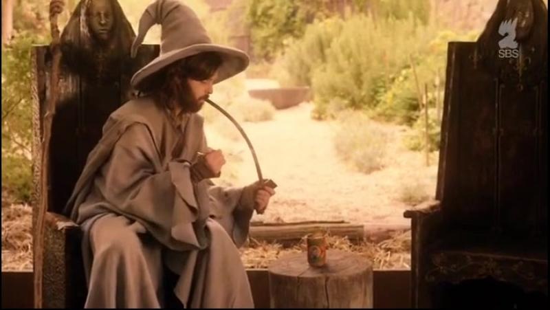 Волшебники зеленого континента 1x03 The Wizards of Aus Jimmy J