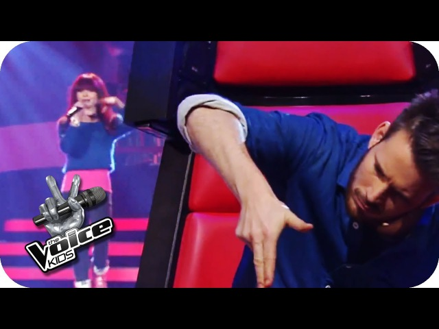 Joss Stone - While You´re Out Looking for Sugar (Carlotta) | The Voice Kids 2014 | Blind Audition