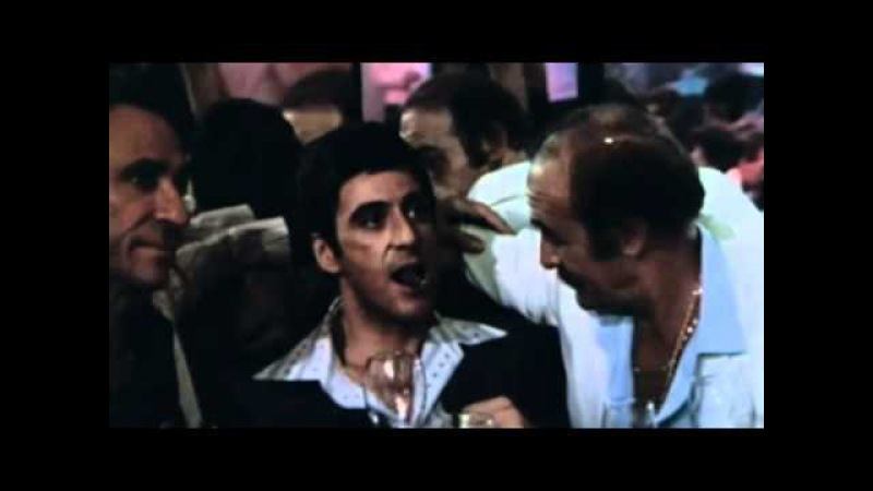 Scarface Official Trailer 1 Robert Loggia Movie 1983 HD