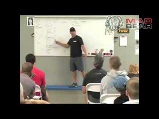 Дейв Кастро (Dave Castro) - программирование в кроссфит (programming)