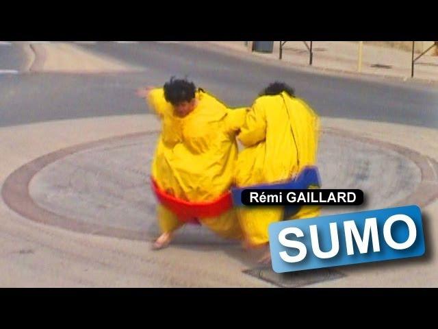 SUMO PRANK (REMI GAILLARD)