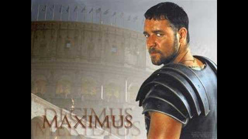 Now We Are Free - Gladiator theme -